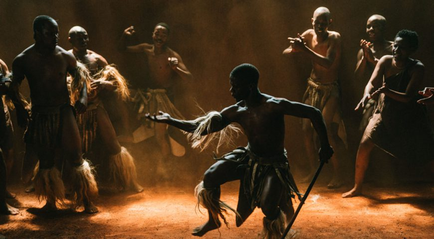 M-Net and Bomb Productions unveil their Epic Historical Drama:  SHAKA – ILEMBE