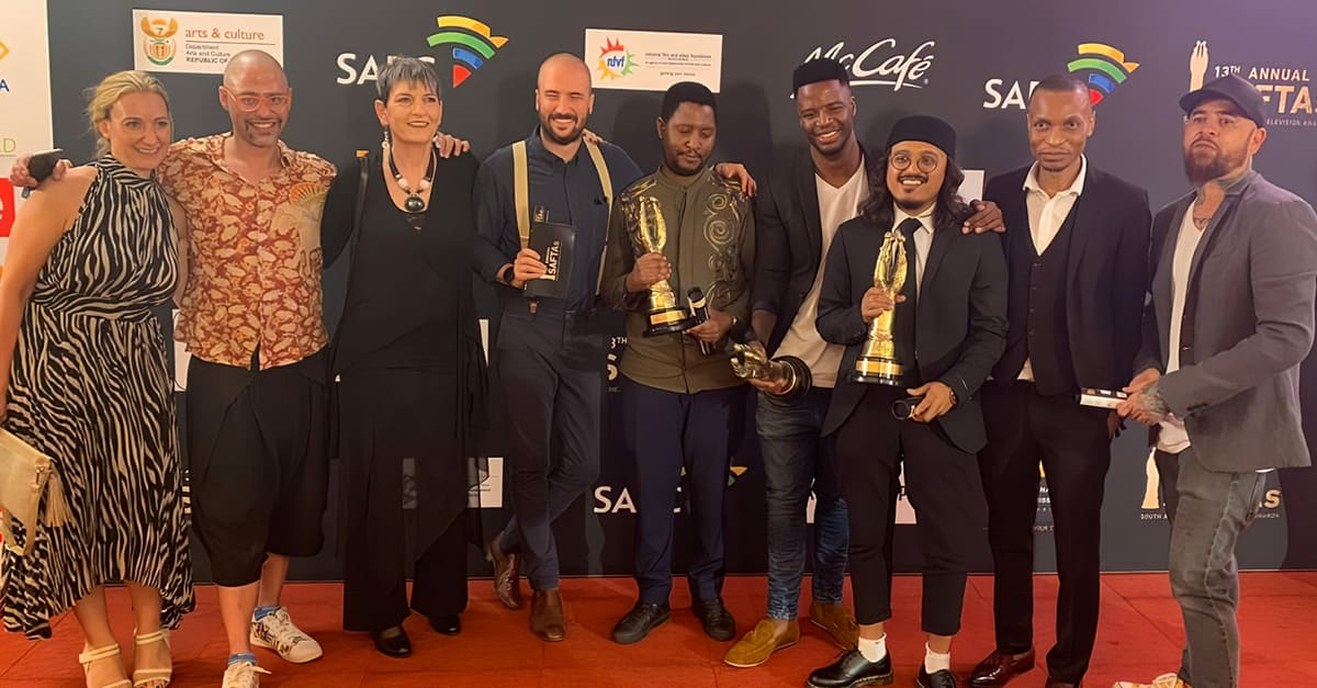 SAFTA  13 Awards