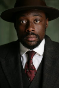 Richard Lukunku as Max